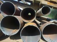 Трубы б/у, демонтированные, лежалые трубы.