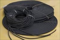 Шнуры резиновые круглого и квадратного сечения.